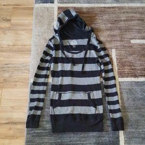 Long Sleeve Shirt With Hood